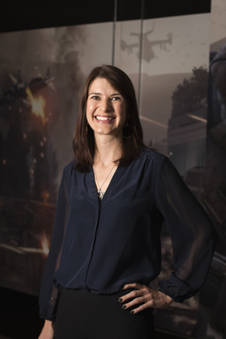Marisa Muscari '01: Playing With the Future of Gaming Technology