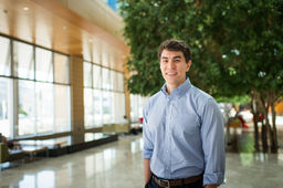Reid Van Lehn '05: Molecular Research Leads to Forbes 30 Under 30 Honor
