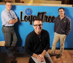 Brock Bergman '03, Jake Klinvex '05 & Jim Abrose '05: Building Loyalty With LoyalTree
