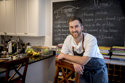 Ben Portman '03: Bringing It All to The Table