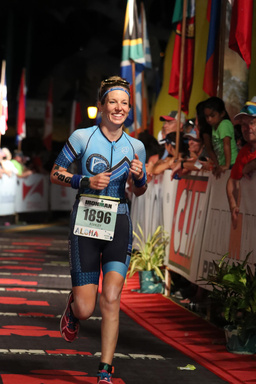 Ashley Forsyth '99: Ironwoman Tackles The Ultimate Course