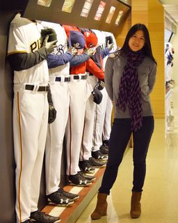 Joyce Fu '99: With An Unmatched Passion For Sports, Law and Family, There Is No Off-Season