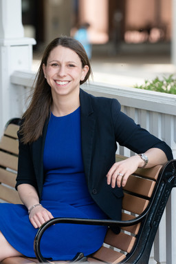 Jill Portnoy '06: Breaking New Ground in Bio-Criminology