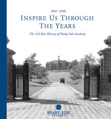 Commemorative Book for Shady Side Academy in Pittsburgh