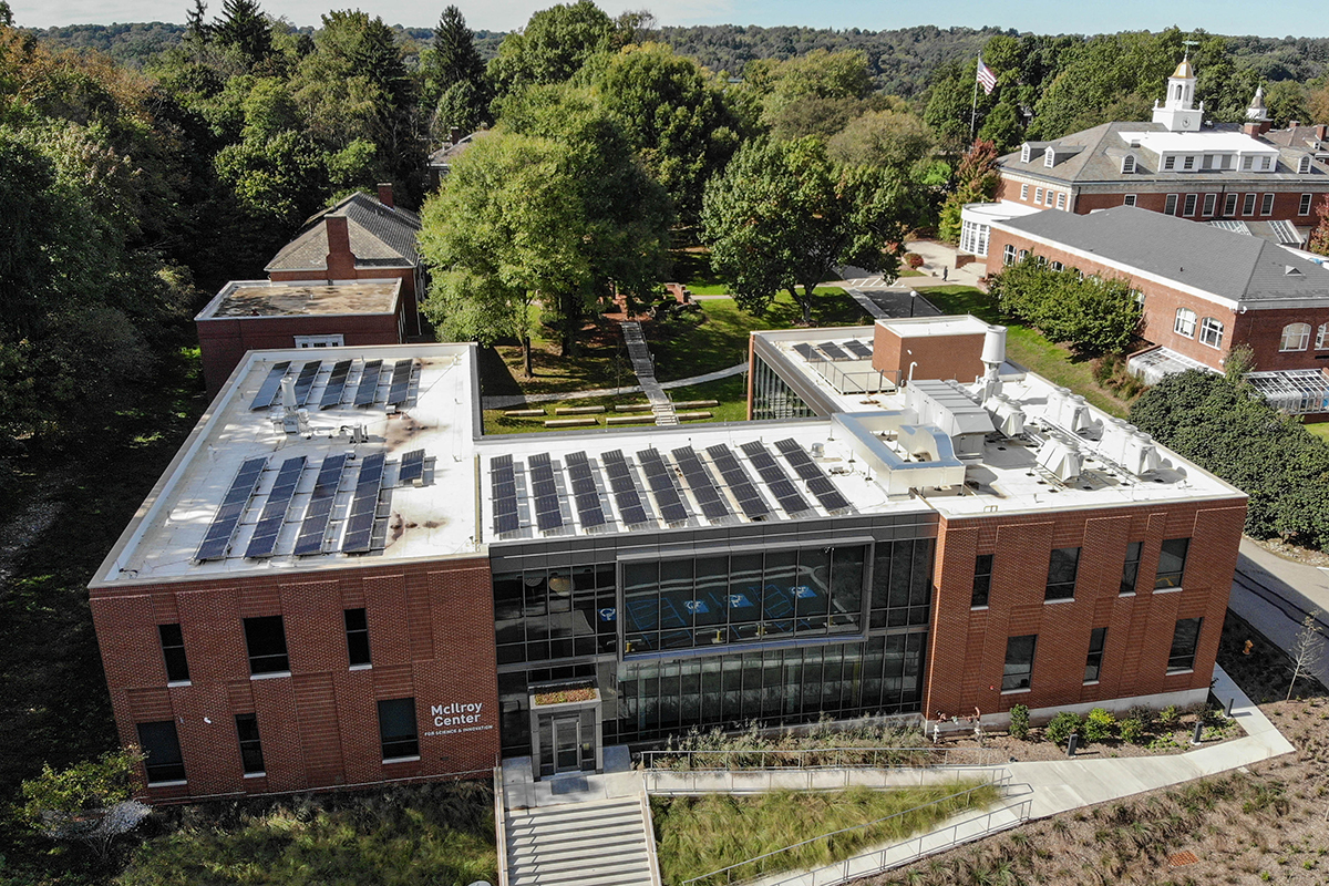 McIlroy Center for Science and innovation