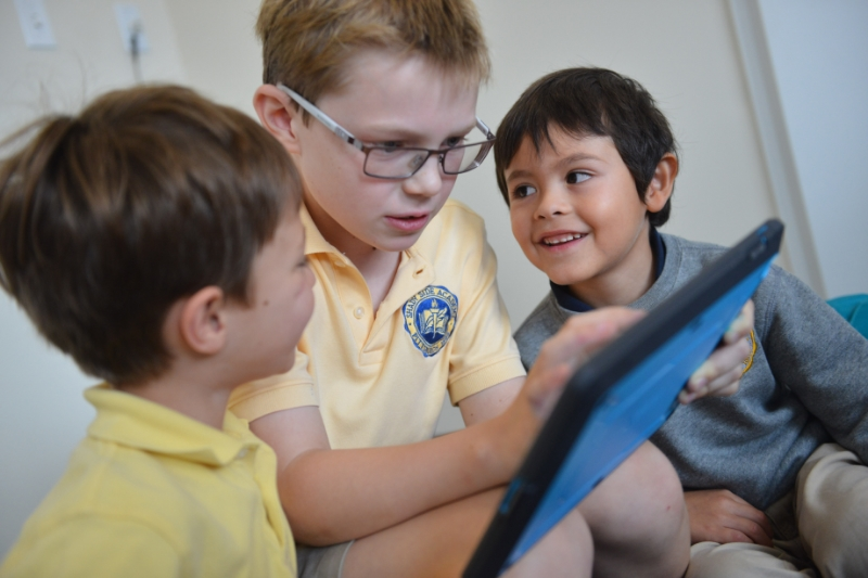 Junior School iPads