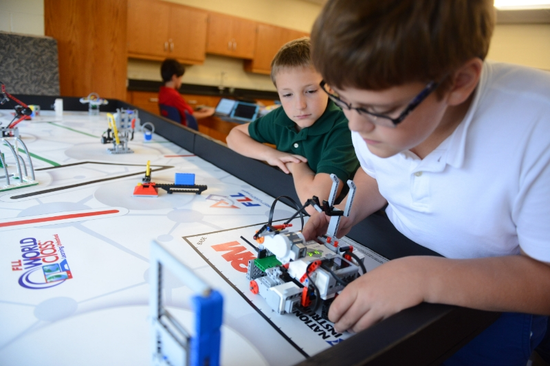 Middle School Robotics