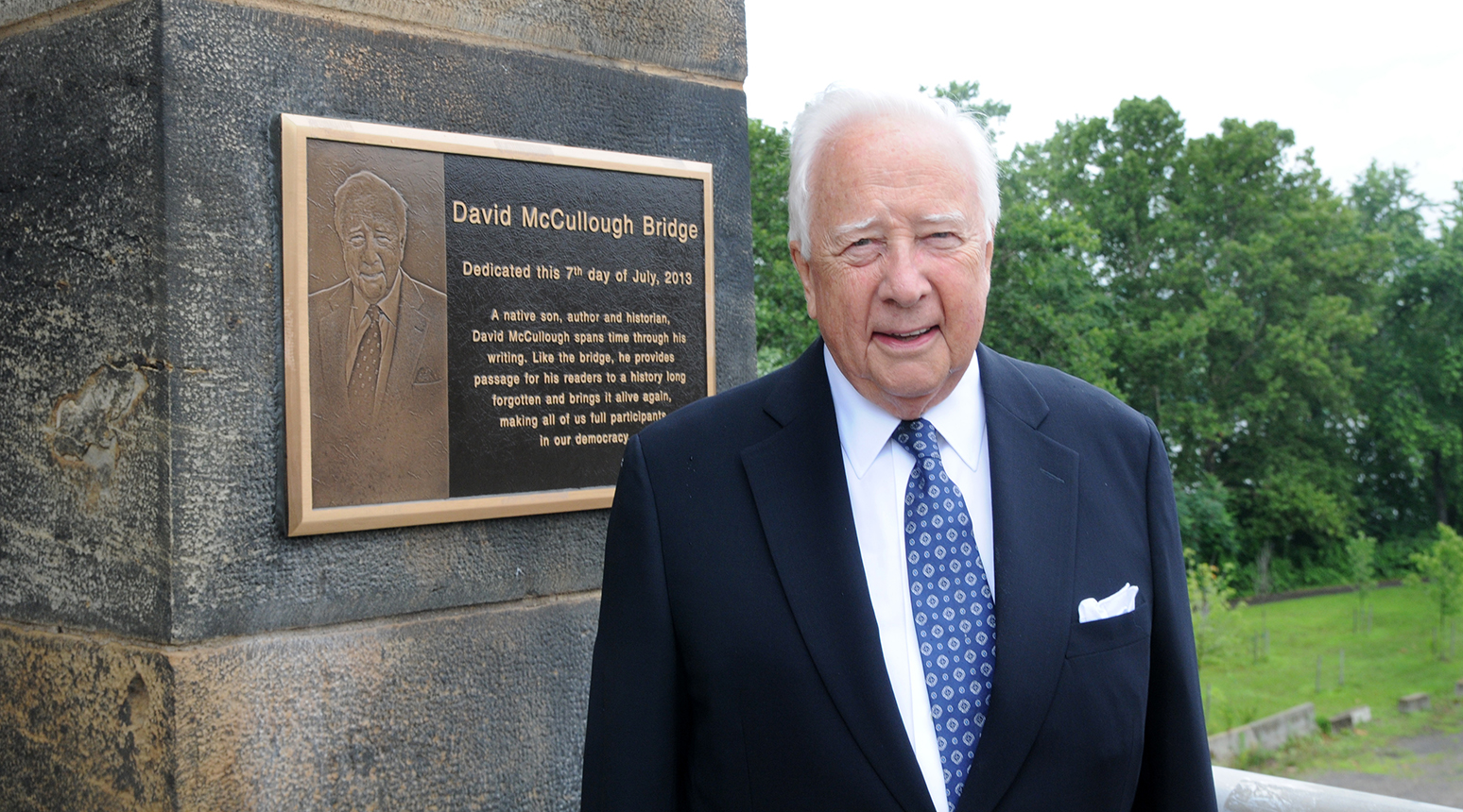 David McCullough '51