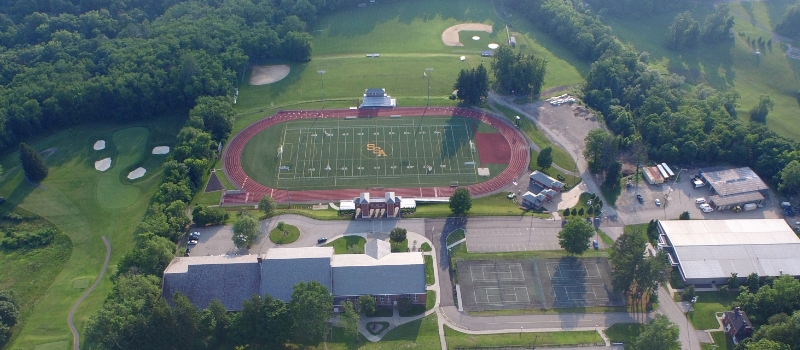 Grandizio Athletic Complex in Pittsburgh