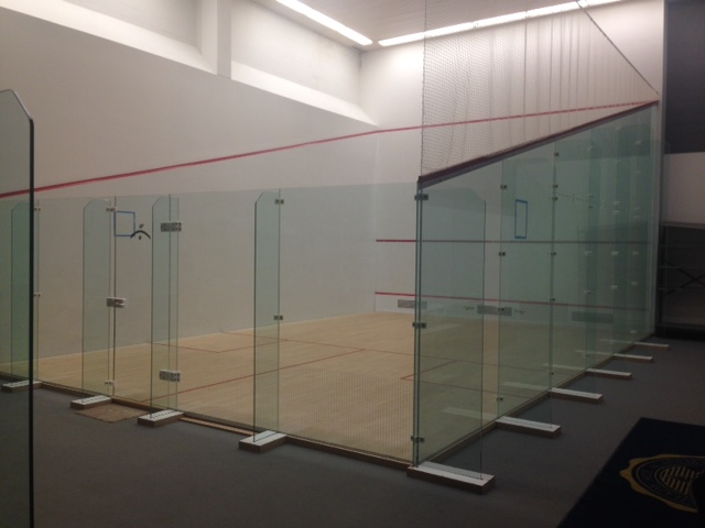 Weigand Squash Courts