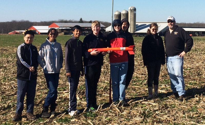 MS Rocketry Team