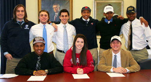 Class of 2014 College Athletes