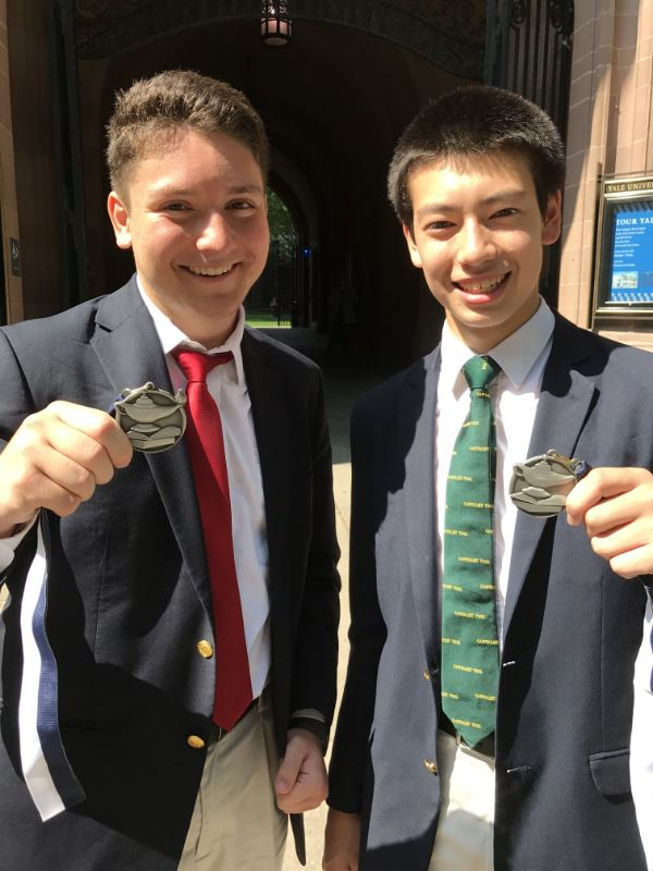 Speech And Debate Students Compete At Yale Invitational News Post