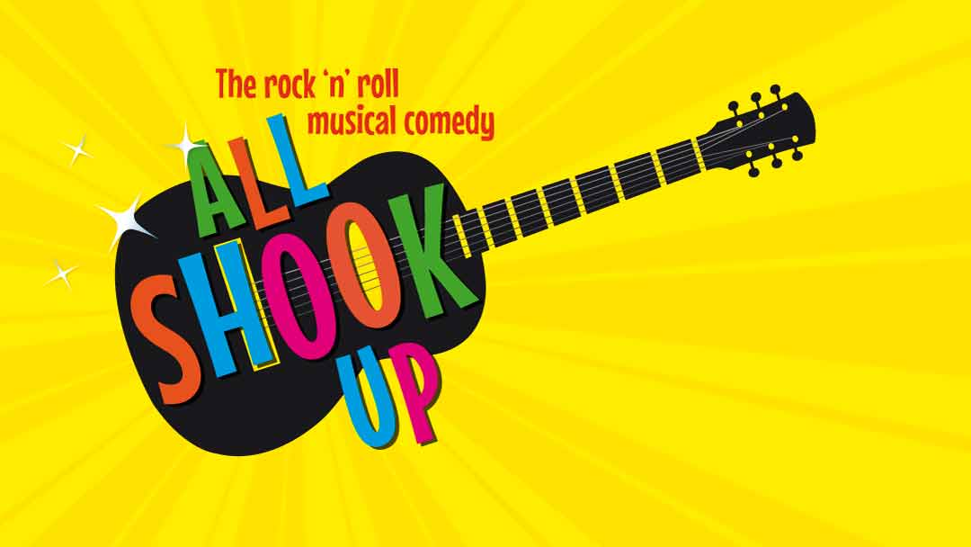 All Shook Up graphic