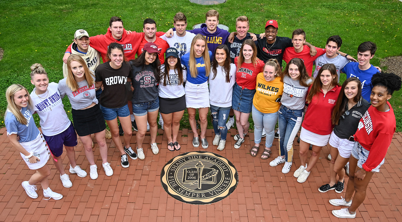 Class of 2019 College Athletes