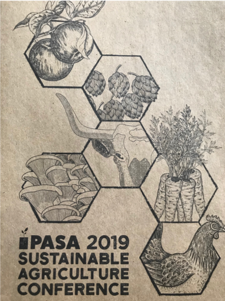 PASA 2019 Sustainable Agriculture Conference logo