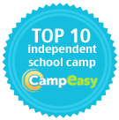 top 10 independent school camp