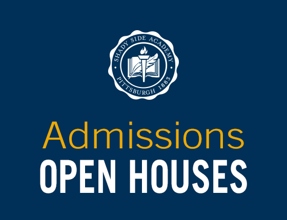 Admissions Open Houses